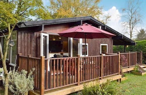 Big Cottages - Delightful Carmarthen Lodge S86655