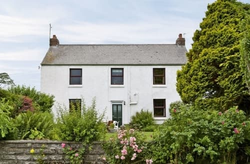 Big Cottages - Excellent Kidwelly Cottage S21665