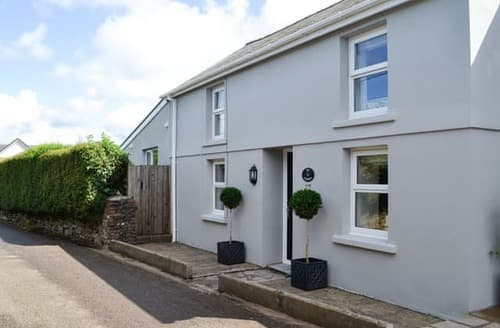 Big Cottages - Wonderful Kidwelly Cottage S113965