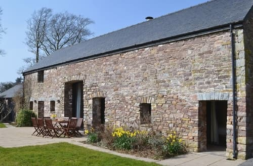 Big Cottages - Stunning Llandeilo Cottage S21684