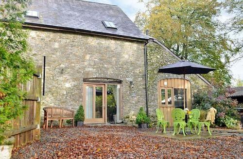 Last Minute Cottages - Wonderful Llandovery Cottage S21708
