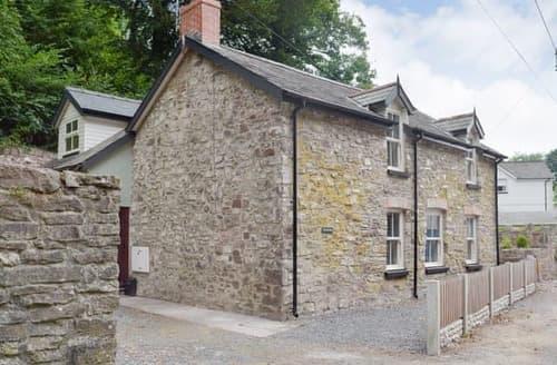 Big Cottages - Captivating Laugharne And Llansteffan Cottage S105278