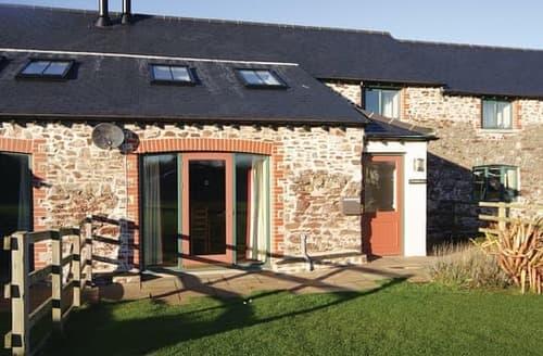 Big Cottages - Inviting Haverfordwest Cottage S21857