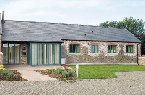 Big Cottages - Inviting Haverfordwest Cottage S21854