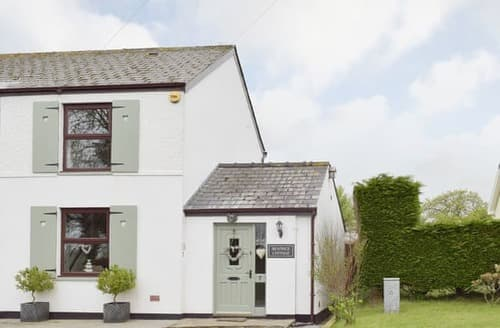 Last Minute Cottages - Charming Narberth Cottage S101206