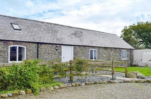 Big Cottages - Adorable St Davids Lodge S21930