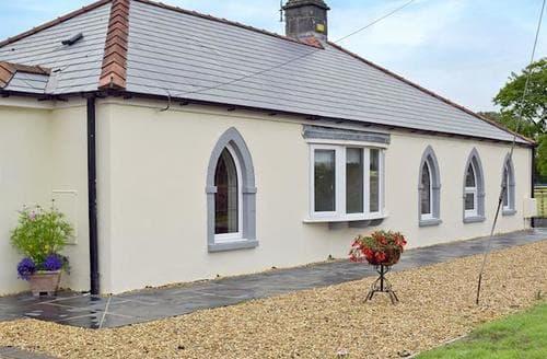 Big Cottages - Wonderful Tenby Lodge S57458