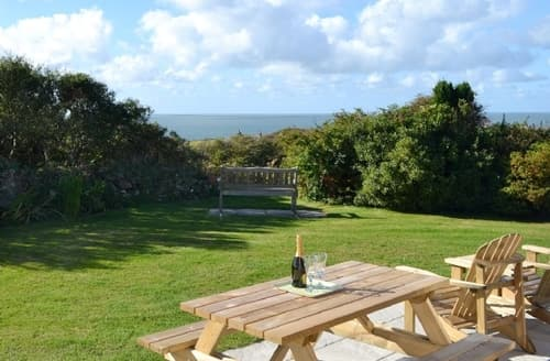 Big Cottages - Gorgeous Holyhead And Treaddur Bay Cottage S22082