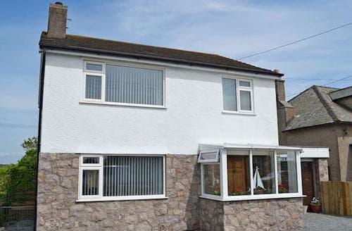 Big Cottages - Luxury Holyhead And Trearddur Bay Cottage S82689