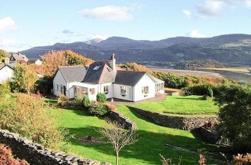 Big Cottages - Gorgeous Barmouth Cottage S22166