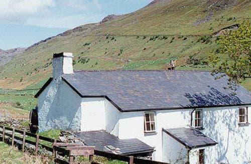 Big Cottages - Gorgeous Beddgelert Cottage S22190