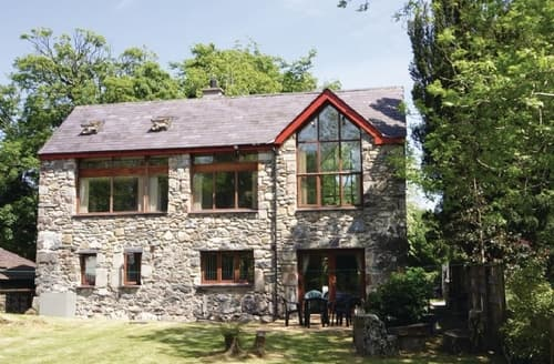 Big Cottages - Captivating Caernarfon Cottage S22193