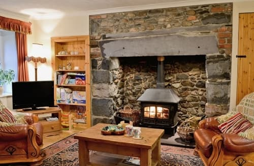 Big Cottages - Stunning Caernarfon Cottage S22208