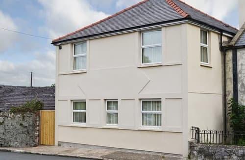 Big Cottages - Excellent Caernarfon Cottage S69722