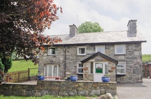 Big Cottages - Stunning Blaenau Ffestiniog Cottage S22281
