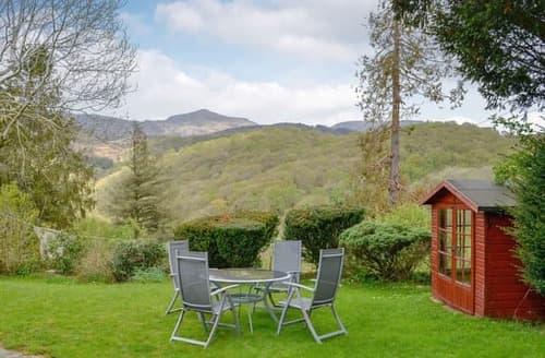 Last Minute Cottages - Wonderful Blaenau Ffestiniog Cottage S101205