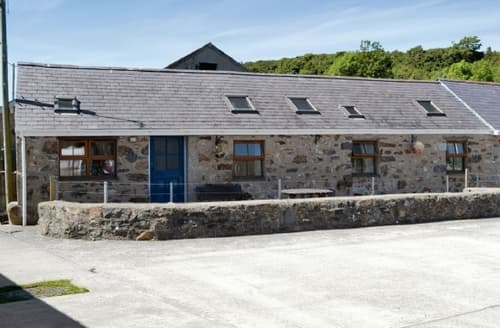 Big Cottages - Adorable Pwllheli Cottage S37431