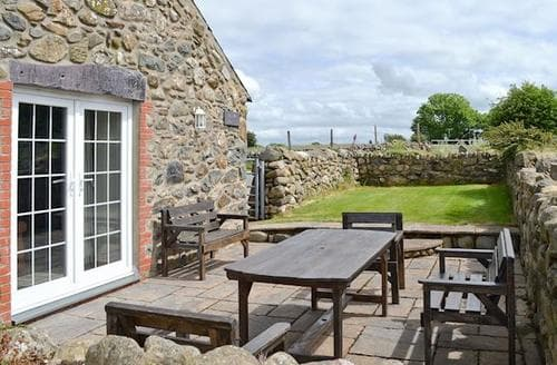 Big Cottages - Lovely Pwllheli Cottage S59815
