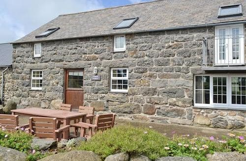 Big Cottages - Quaint Pwllheli Cottage S59814