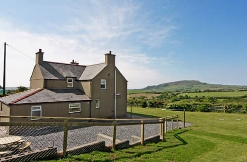 Big Cottages - Cosy Tudweiliog Cottage S22339