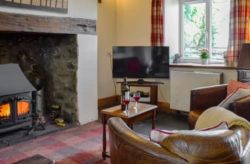 Big Cottages - Adorable Betws Y Coed Cottage S22383