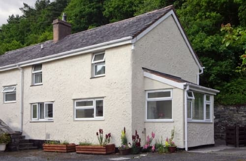 Big Cottages - Delightful Betws Y Coed Cottage S22385