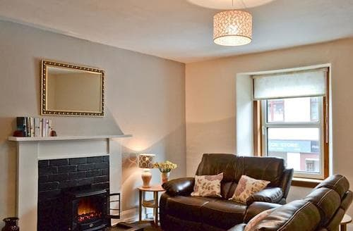 Big Cottages - Cosy Portree Apartment S80083