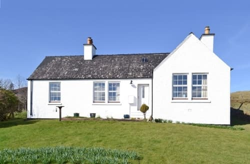 Last Minute Cottages - Tasteful Sligachan Cottage S22534
