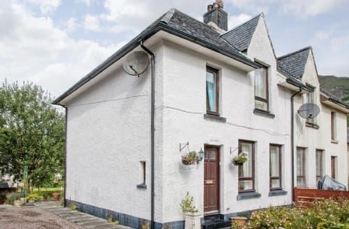 Last Minute Cottages - Cosy Glencoe Cottage S22577