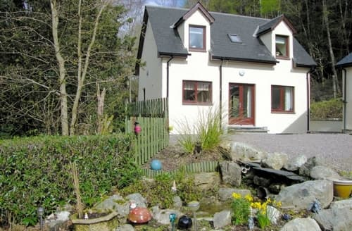 Last Minute Cottages - Attractive Glencoe Cottage S22601