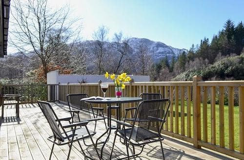 Last Minute Cottages - Beautiful Fort William Cottage S77486