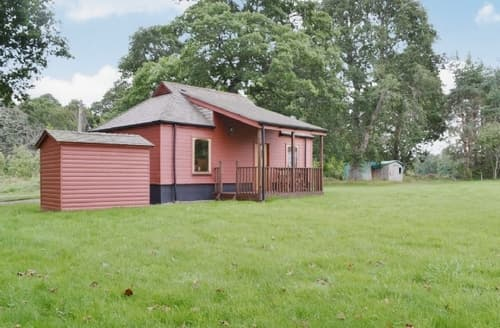 Last Minute Cottages - Superb Beauly Lodge S42004