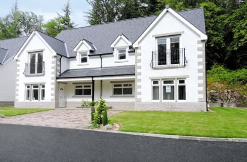 Last Minute Cottages - Attractive Fort Augustus Apartment S22708