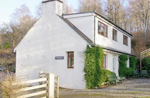 Last Minute Cottages - Stunning Fort Augustus Cottage S22710