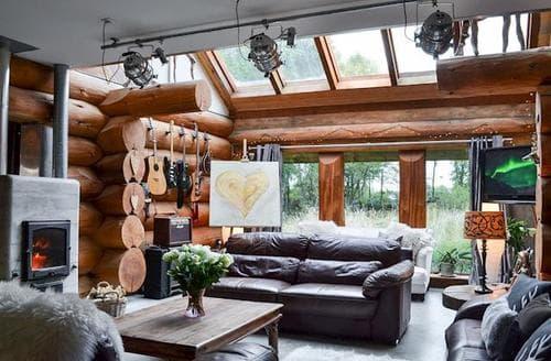 Big Cottages - Adorable Inverness Lodge S93153