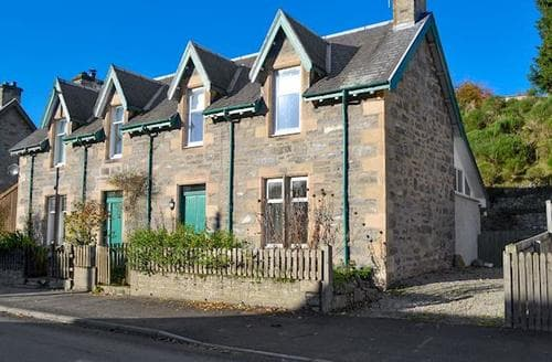 Last Minute Cottages - Charming Kingussie Cottage S22733