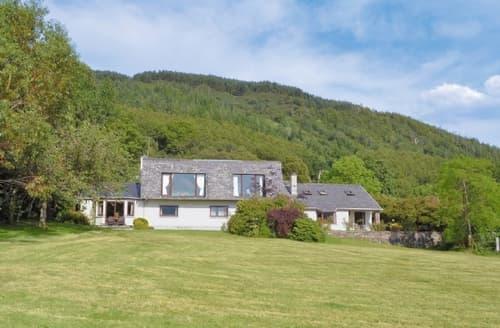 Big Cottages - Adorable Kyle Of Lochalsh Cottage S22750