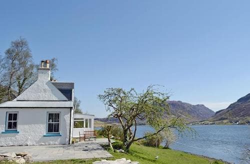 Last Minute Cottages - Inviting Kyle Of Lochalsh Cottage S50235