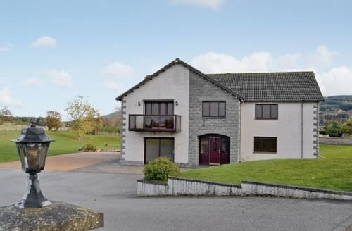 Big Cottages - Lovely Buckie Cottage S22816