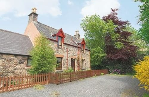 Last Minute Cottages - Excellent Strathcarron Cottage S22871