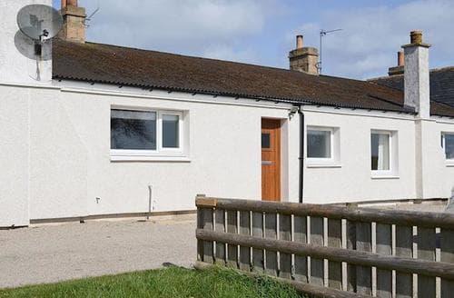 Last Minute Cottages - Beautiful Dornoch Cottage S50090