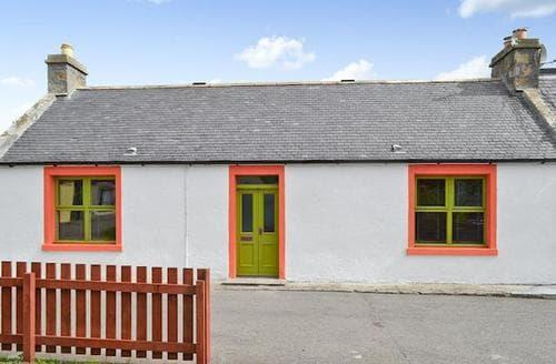 Last Minute Cottages - Gorgeous Tain Cottage S69943