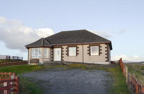 Big Cottages - Tasteful All Outer Hebrides Cottage S91113