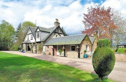 Last Minute Cottages - Stunning Banchory Cottage S22915