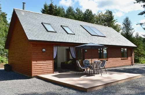 Last Minute Cottages - Delightful Banchory Lodge S22928