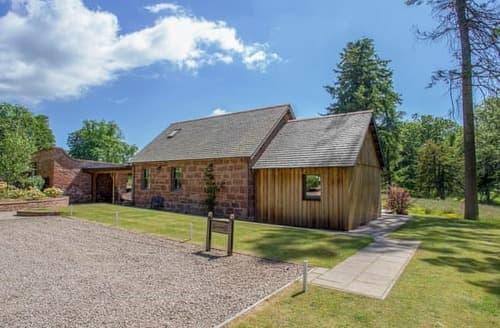 Big Cottages - Quaint Banchory Cottage S85865