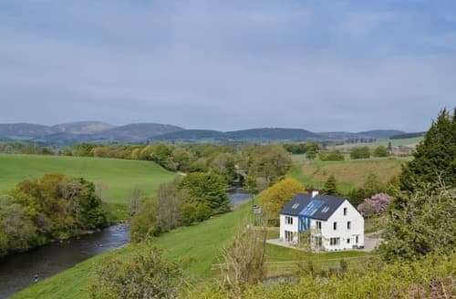 Big Cottages - Attractive Brechin Cottage S88119
