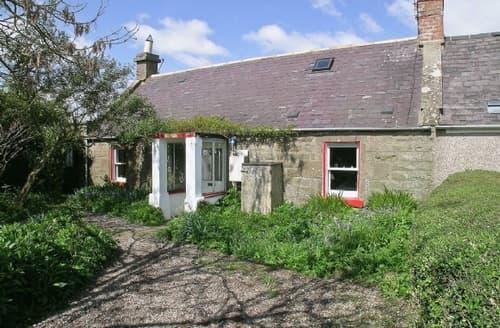 Last Minute Cottages - Cosy Banchory Cottage S22912