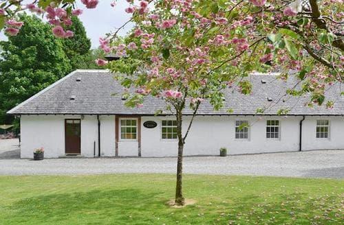 Big Cottages - Captivating Dunoon Cottage S23019