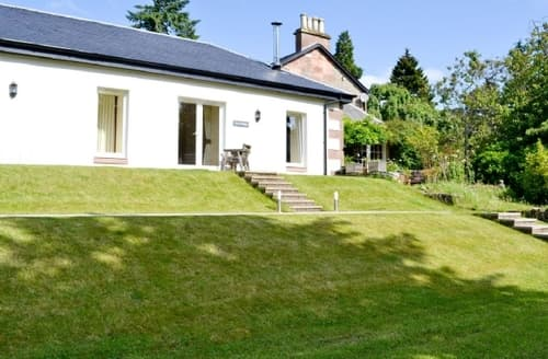 Last Minute Cottages - Beautiful Helensburgh Cottage S23040
